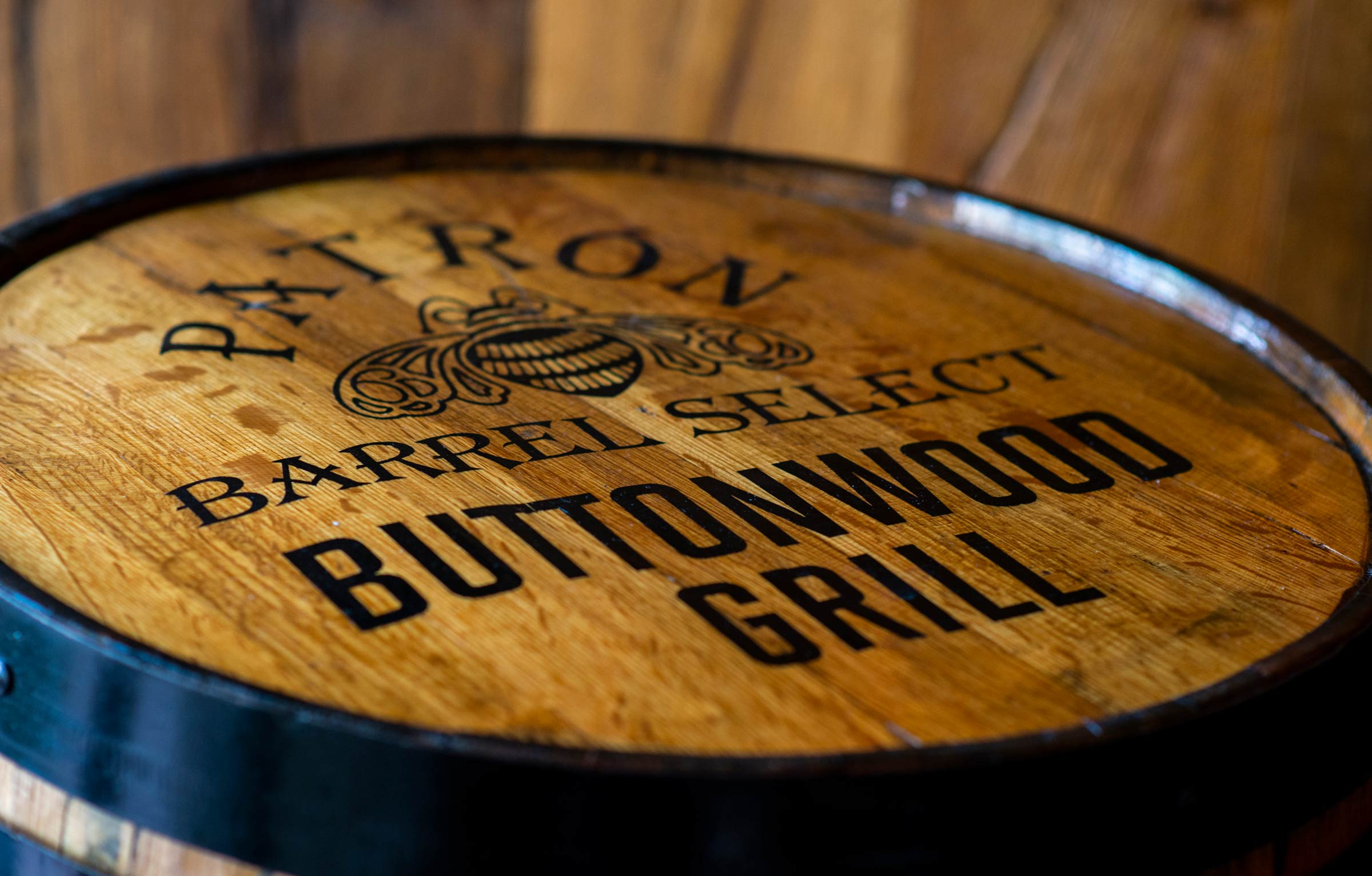 Buttonwood grill beer casket