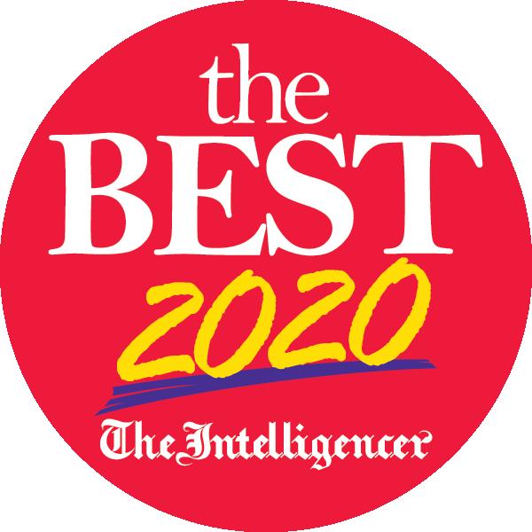 Best of 2020 The Intelligencer logo